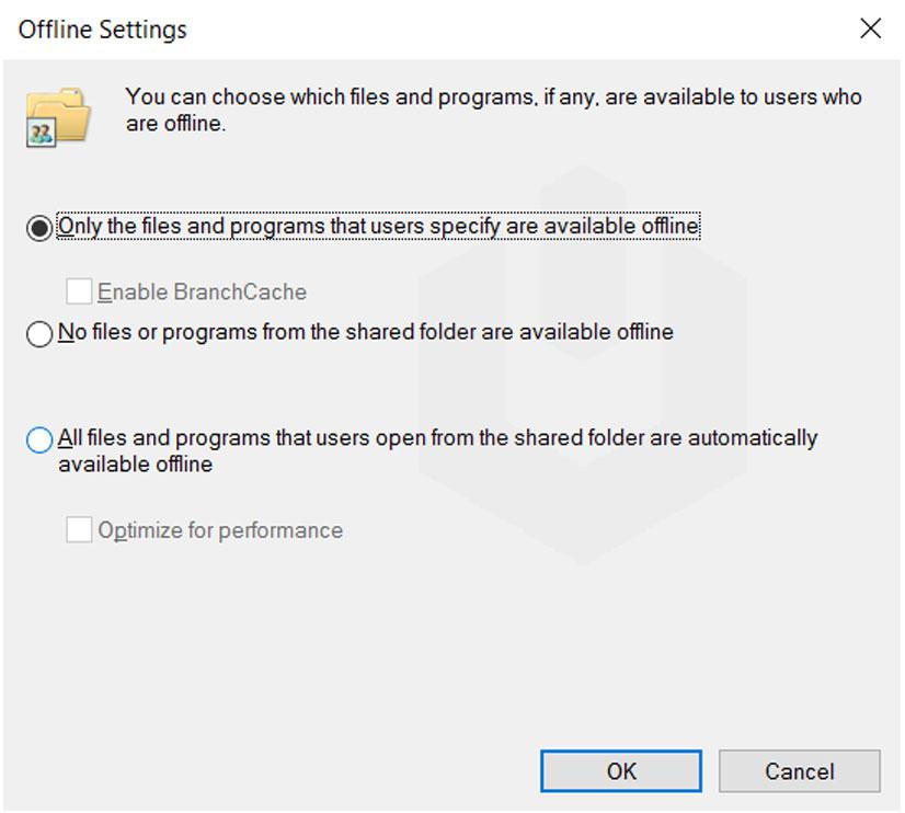 Offline-Settings-shared-folder-in-windows