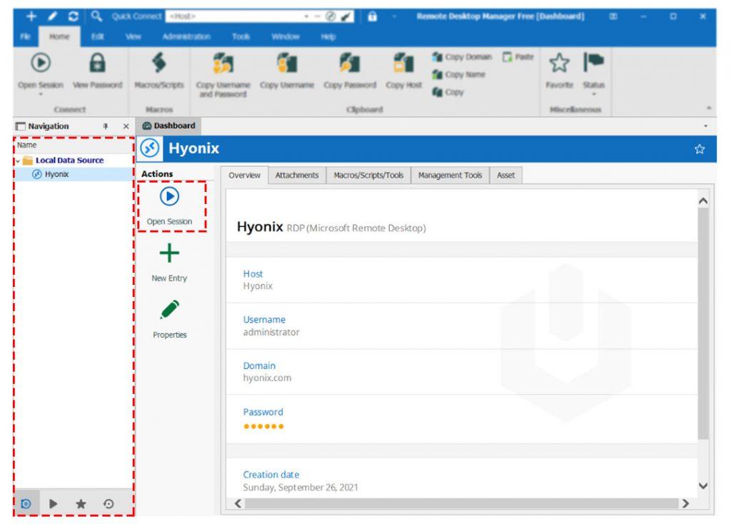 RDM-manage-multiple-windows-vps
