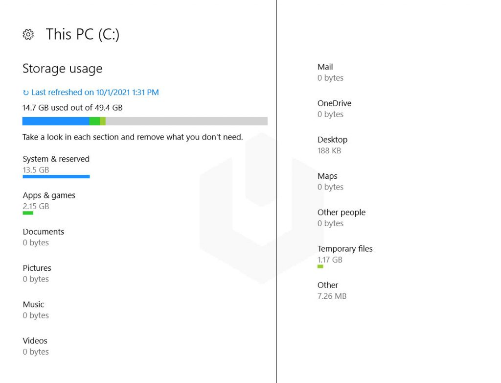 How-to-check-disk-space-utilization